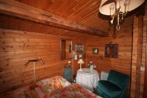 Haus am Schilift, Chalets  Sankt Gilgen - big - 16
