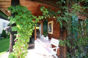Haus am Schilift, Chalets  Sankt Gilgen - big - 17