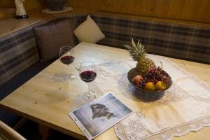 Pension Tannenhof, Bed and Breakfasts  Leogang - big - 17