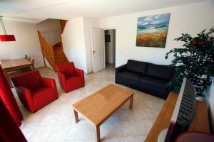 Résidence La Pinède, Apartmanhotelek  Le Barcarès - big - 10