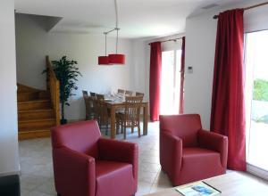 Résidence La Pinède, Apartmanhotelek  Le Barcarès - big - 7