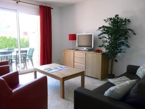 Résidence La Pinède, Apartmanhotelek  Le Barcarès - big - 4