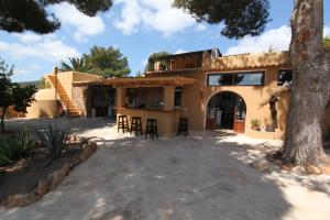 Finca Can Toni, Country houses  Ibiza Town - big - 54