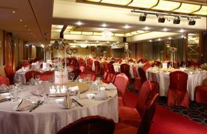 Hotel Kuva Chateau, Отели  Чжунли - big - 21