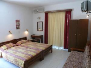 Senia Studios, Residence  Agia Marina Aegina - big - 11