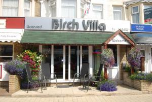 Birch Villa, Panziók  Blackpool - big - 1