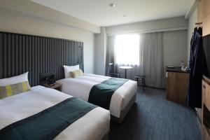 Deluxe Twin Room with Park View - Non-Smoking