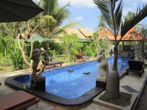 Nitya Home Stay Lembongan, Priváty  Nusa Lembongan - big - 32