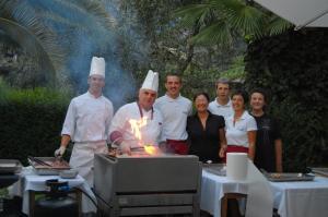 Villa Franca, Hotel  Nago-Torbole - big - 150
