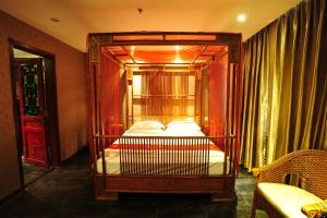 Deluxe Doppel-/Zweibettzimmer