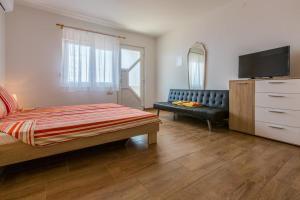 Studio Dramalj 5551c, Apartmány  Dramalj - big - 5