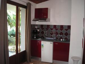 Residence U Veniqui, Nyaralók  Favone - big - 11