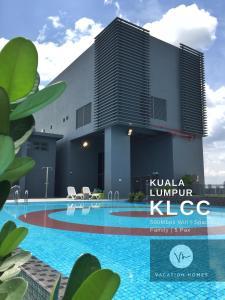 KLCC 3Towers Jalan Ampang Gleneagles, Apartment Kuala Lumpur