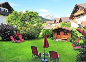 Hotel Garni Trifthof, Hotels  Garmisch-Partenkirchen - big - 35