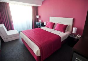 Miramar Hotel & Spa, Отели  Назаре - big - 11