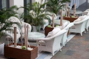 Hotel Olympia Valencia, Hotely  Alboraya - big - 37
