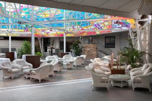Hotel Olympia Valencia, Hotely  Alboraya - big - 41