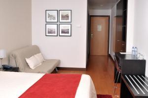 Hotel Miramar Sul, Hotely  Nazaré - big - 5