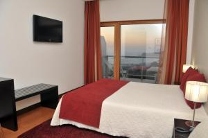 Hotel Miramar Sul, Hotely  Nazaré - big - 4