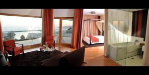 Hotel Miramar Sul, Hotely  Nazaré - big - 59