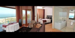 Hotel Miramar Sul, Hotely  Nazaré - big - 61