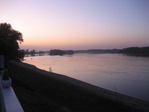 Duna Panoráma Panzió, Affittacamere  Gönyů - big - 7