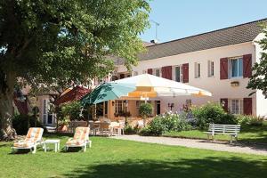 Hôtel Les Fleurs, Hotely  Pontaubert - big - 29