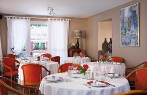 Hôtel Les Fleurs, Hotely  Pontaubert - big - 24