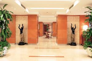 Jianguo Hotel Shanghai, Szállodák  Sanghaj - big - 57