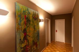 art Hotel Tucholsky, Hotel  Bochum - big - 16