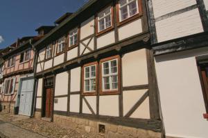 Urlaub im Fachwerk - Das Sattlerhaus, Apartments  Quedlinburg - big - 40
