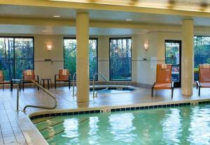 Courtyard by Marriott Traverse City, Отели  Traverse City - big - 16