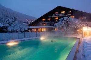 La Bergerie Hotels-Chalets de Tradition