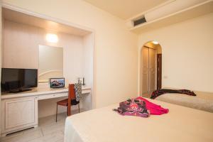 Hotel Brasil, Szállodák  Milano Marittima - big - 4