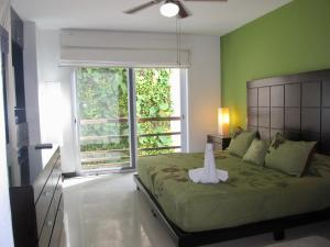 VIA TENDENZA- CONDO FOR 4, Appartamenti  Playa del Carmen - big - 16