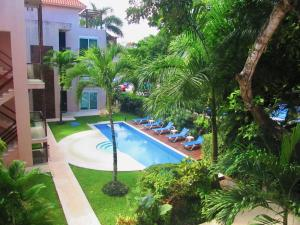 VIA TENDENZA- CONDO FOR 4, Appartamenti  Playa del Carmen - big - 10