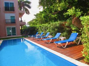 VIA TENDENZA- CONDO FOR 4, Appartamenti  Playa del Carmen - big - 11