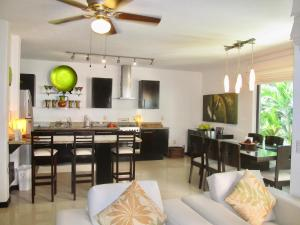 VIA TENDENZA- CONDO FOR 4, Appartamenti  Playa del Carmen - big - 8