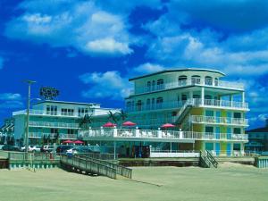 Paradise Oceanfront Resort of Wildwood Crest, Motelek  Wildwood Crest - big - 1