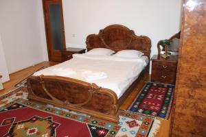Vila Vanatorului, Magánszobák  Sinaia - big - 25
