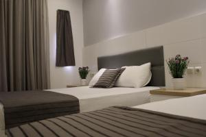 Zeus Hotel, Hotels  Platamonas - big - 17
