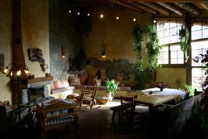 Casa Rural Cal Rei, Vidiecke domy  Lles - big - 51