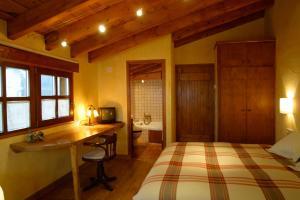 Casa Rural Cal Rei, Vidiecke domy  Lles - big - 8