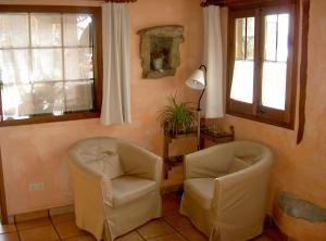 Casa Rural Cal Rei, Vidiecke domy  Lles - big - 10