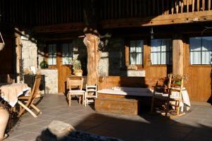 Casa Rural Cal Rei, Kúriák  Lles - big - 15