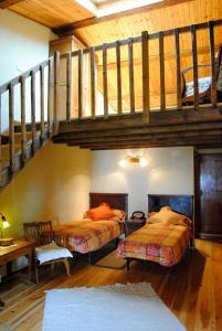 Casa Rural Cal Rei, Vidiecke domy  Lles - big - 5