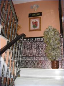 Hostal Virgen Del Rocio, Ostelli  Los Palacios y Villafranca - big - 17