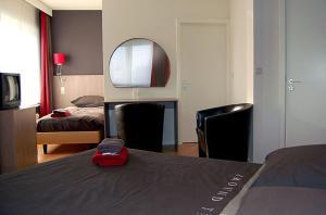 Hotel Victory, Szállodák  Groot-Bijgaarden - big - 4
