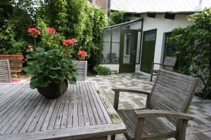 B&B Het Wilgenhuis, Bed and Breakfasts  Ostende - big - 8