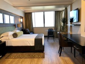 Belaire Suites Hotel, Hotely  Durban - big - 41
